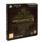 Uncharted 3 Limited Edition